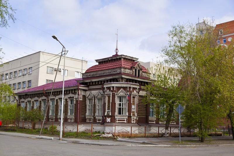 Дом К.М. Дунаева. Ул. Климова, 47