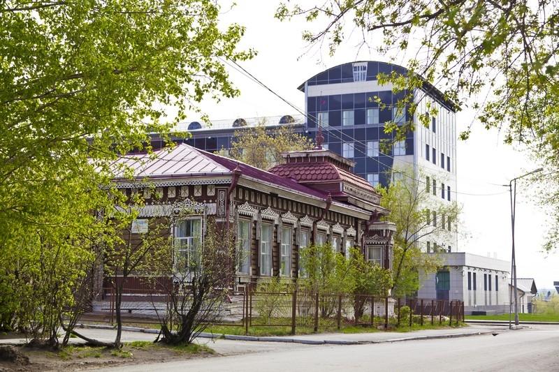 Дом К.М. Дунаева, ул. Климова, 47
