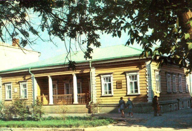 Дом декабриста М.М. Нарышкина, ул. Климова, 80А