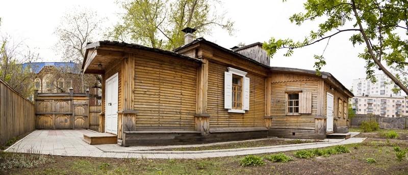 Дом декабриста В.К. Кюхельбекера, ул. Куйбышева, 19