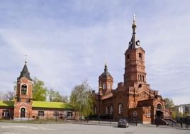 Александро-Невская церковь, Ул. Володарского 42