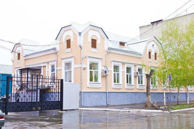 административное здание с элементами «модерн», ул.Горького, 3