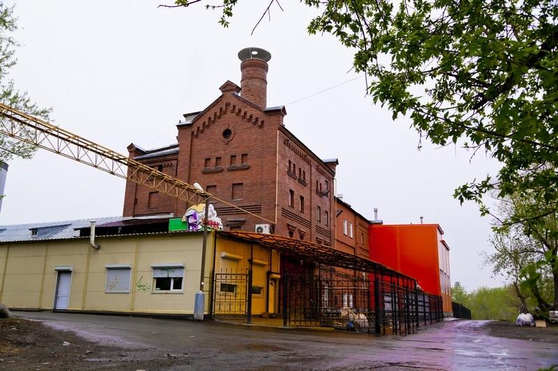 Медопивоваренный завод, ул. К.Маркса, 2