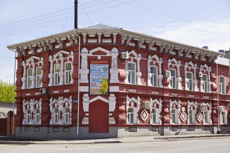 Дом А. Данилушкина, Горького, 170