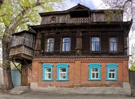 Жилой дом, Кирова 32