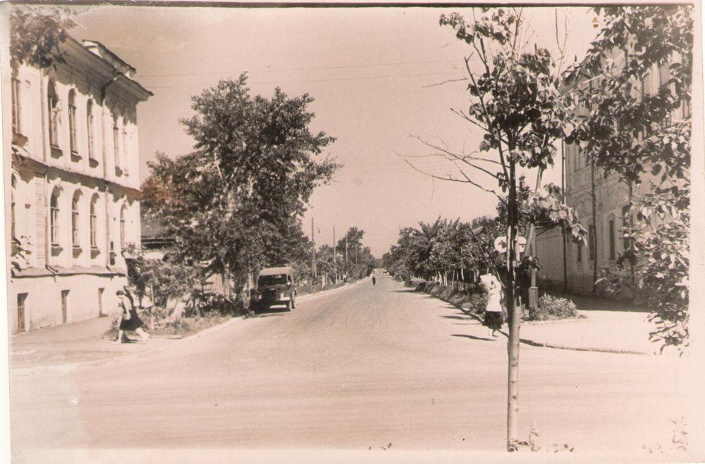 Здание уездного училища, ул. Куйбышева, 43