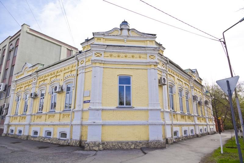 Торговый дом купца М.М.Дунаева, ул. Куйбышева, 46