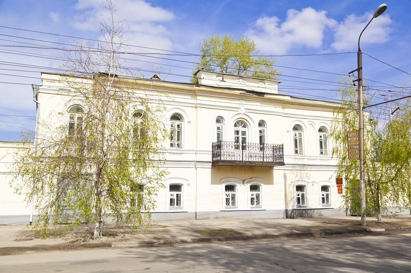 Усадьба купцов Березиных, ул. Куйбышева, 59