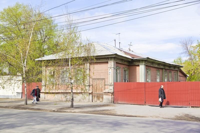 Флигель купцов Дерягиных, ул.Куйбышева, 63
