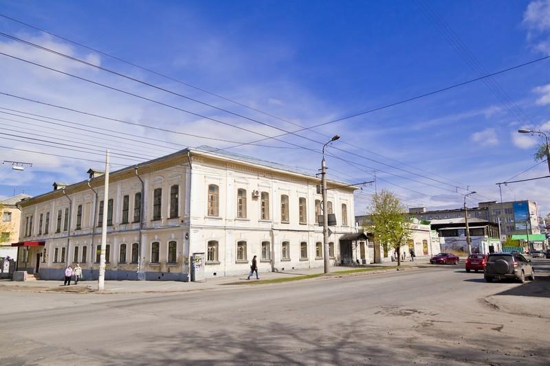 Дом купцов Бакиновых, ул. Куйбышева, 67
