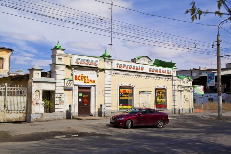 Торговое помещение И.И.Дерягина, ул.Куйбышева, 69