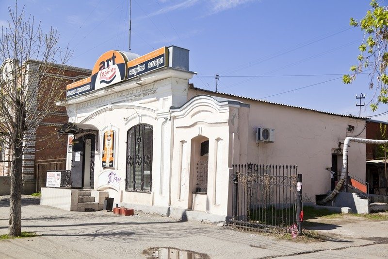 Торговая лавка купца М.Е.Серова, ул.Куйбышева, 121