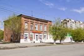 Дом А.П.Галямина, ул Куйбышева, 131