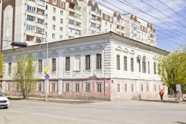 Троицкое мужское училище, ул.Куйбышева, 137