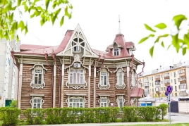 Дом инженера Ф.Ф.Остапца, ул. А.С. Пушкина, 85