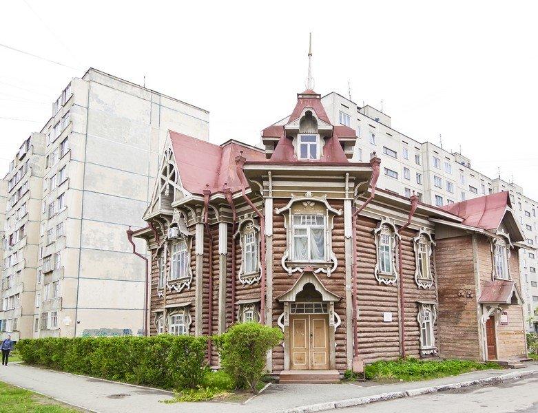 Дом инженера Ф.Ф.Остапца, ул. Пушкина, 85