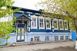 Дом крестьянина Ф.И.Пинаева, ул. Советская, 60