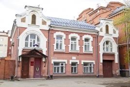 Дом П.Е.Борисова, ул.Советская, 69