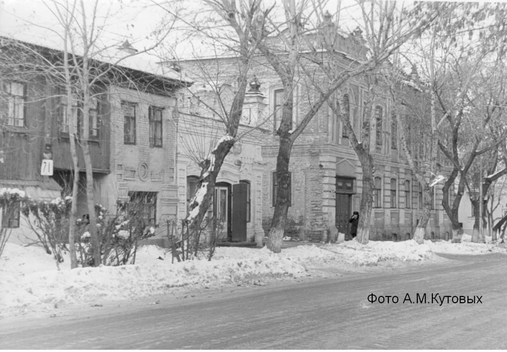 Торговая лавка купца И.П.Колпакова, ул.Советская, 73