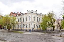Дом купца И.П.Колпакова, ул.Советская, 75 — ул.Комсомольская,29