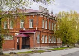 Дом купцов Корнильцевых, ул.Советская, 81