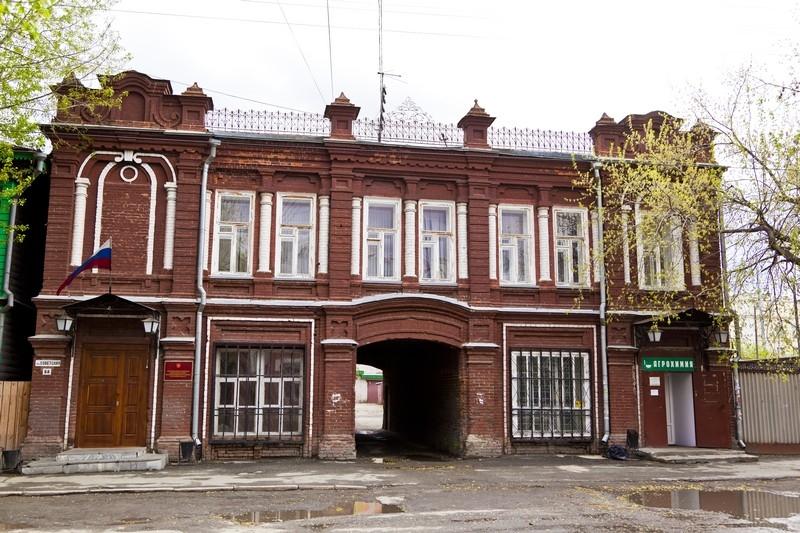 Дом купца И.Я.Андреева, ул.Советская, 88