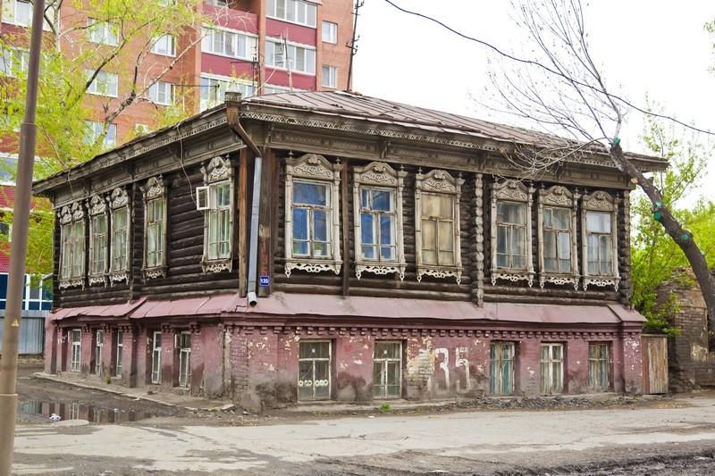 Дом крестьянина К.К.Букова, ул.Советская, 135