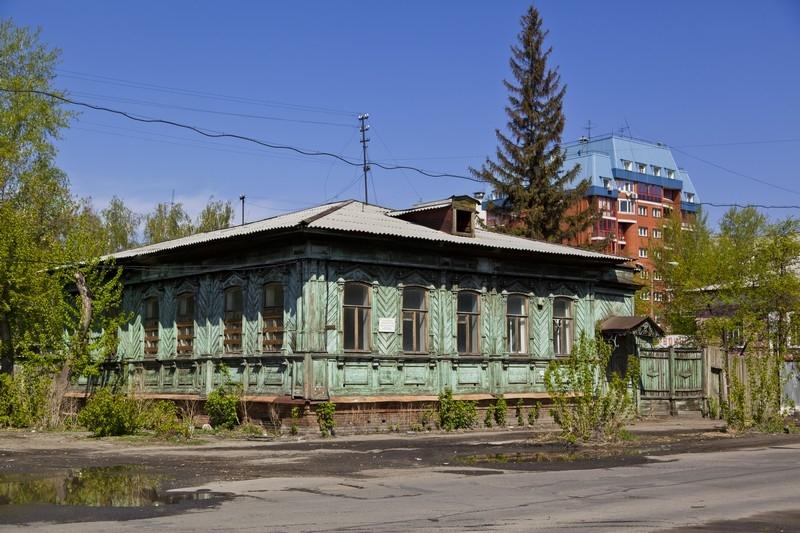 Дом доктора Державина, ул. Советская, 149