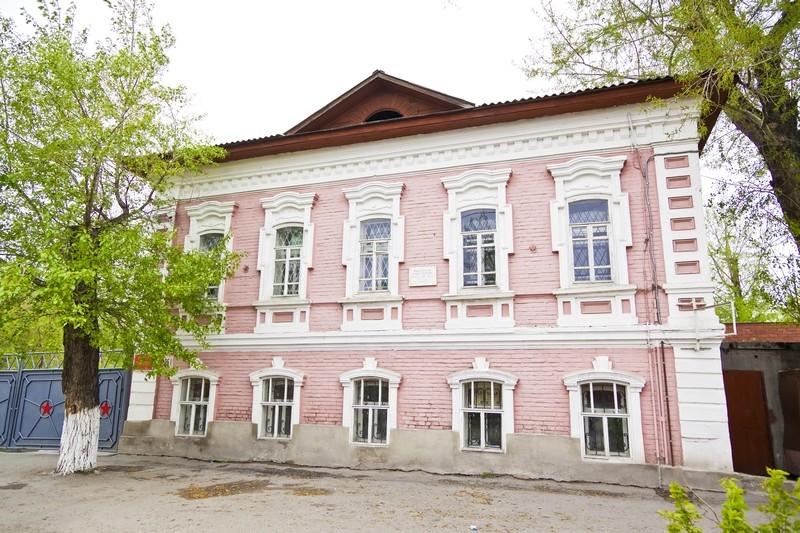 Здание Лесной школы, ул. Советская, 151к1