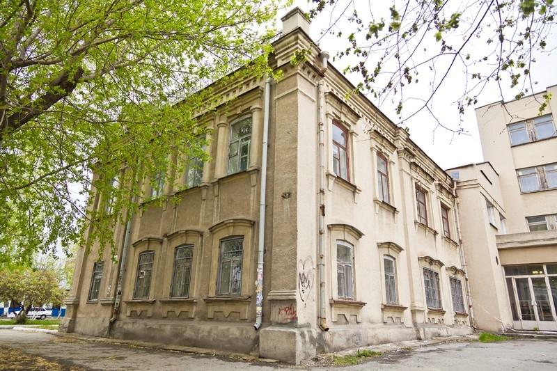 Жилой дом Я.Н.Стрельникова, ул. Советская, 160
