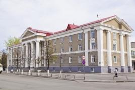 Здание Дворца творчества юных, ул. Гоголя, 54