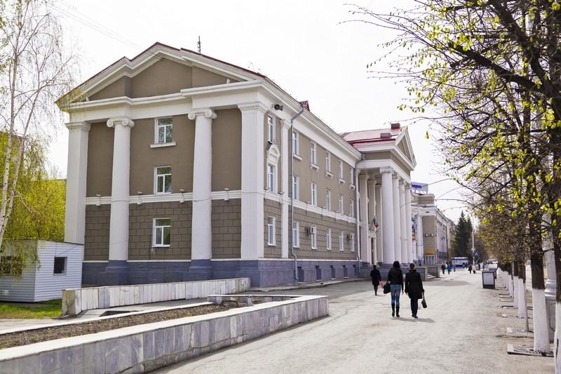 Здание Дворца творчества юных