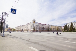 Жилые дома, ул. Гоголя, 53, 55