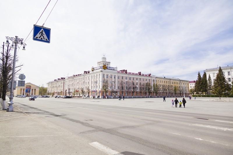 Жилой дом, ул. Гоголя, 53, 55