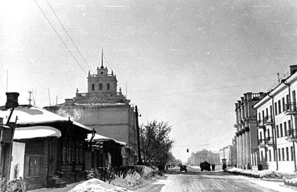 Жилой дом, ул. Гоголя, 60