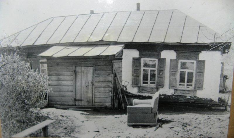 Помещение большевистской подпольной типографии, ул. Красина, 41 (снесён)