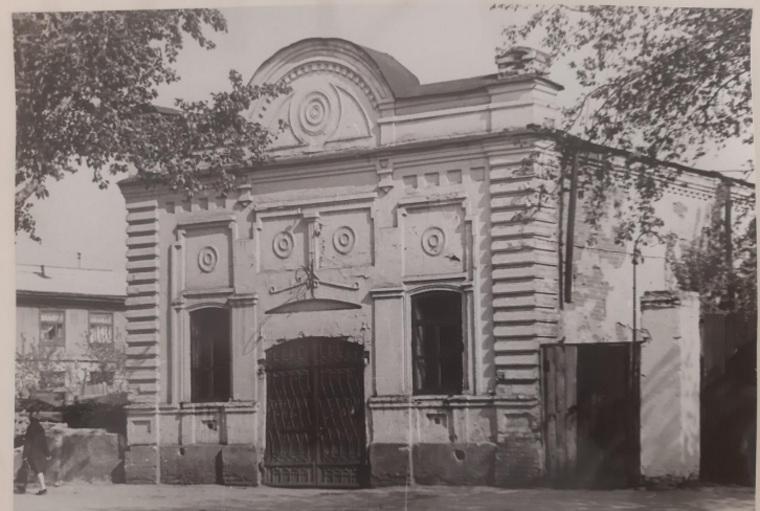 Здание лавки М.М.Дунаева, ул.Куйбышева, 48