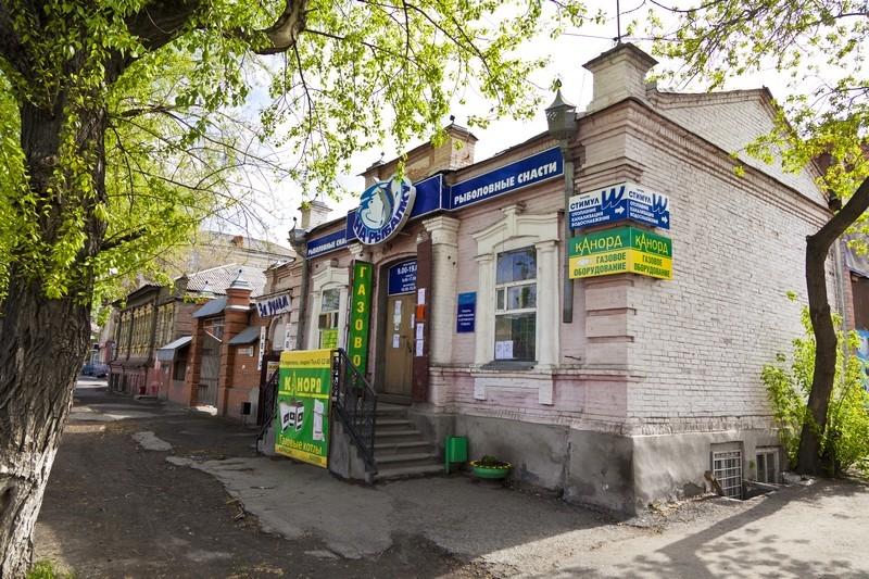 Магазин купцов Шиловых, ул.Куйбышева, 56