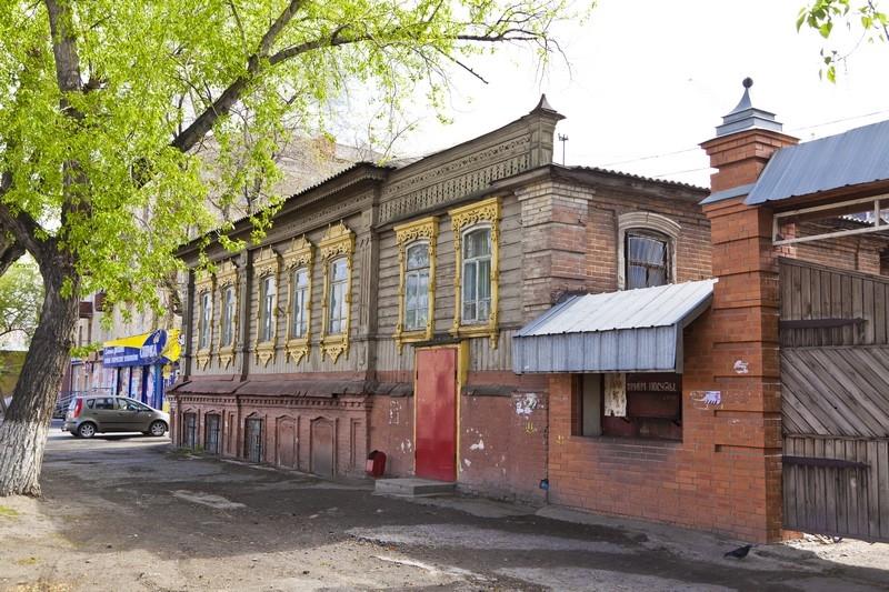 Жилой дом купцов Шиловых, ул.Куйбышева, 58