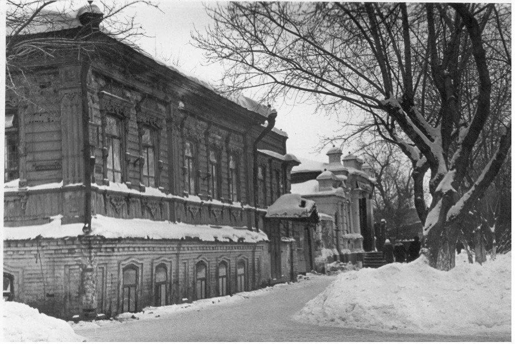 Магазин и жилой дом купцов Шиловых, ул.Куйбышева, 56-58