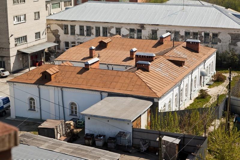 Здание Дамского попечительского общества, ул. Куйбышева, 68