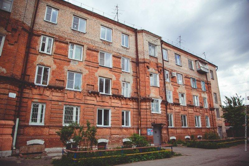 ул. Маркса, 49 Дом жилой