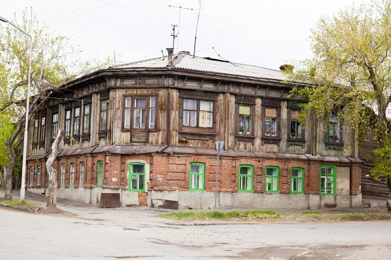 Дом жилой П.П.Ипокренского, ул. Климова, 25
