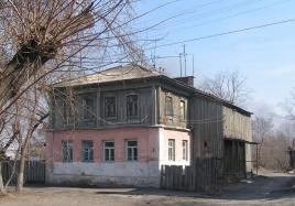 Жилой дом купчихи А.П.Лапшиной, ул. Климова, 78