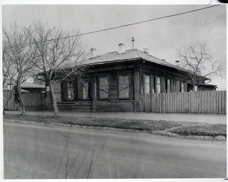Жилой дом земского исправника А.И.Дуранова, ул. Климова, 50