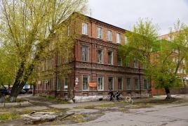 Жилой дом С.И.Корнильцева, ул.Советская, 83