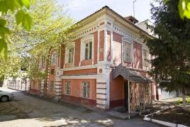 Жилой дом М.И.Черепанова, ул. Советская, 158