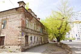 Дом жилой подрядчика Кошкина, ул. Томина, 77
