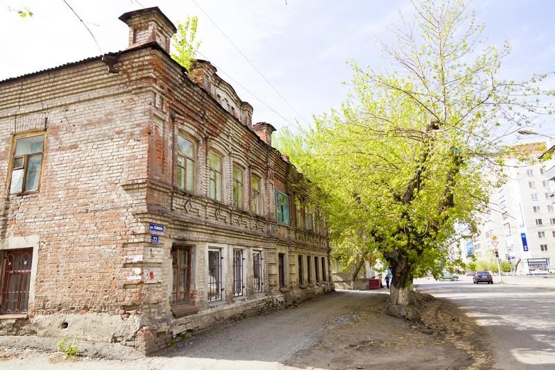 Жилой дом подрядчика Р.П.Кошкина, ул. Томина, 77 Культурное наследие города