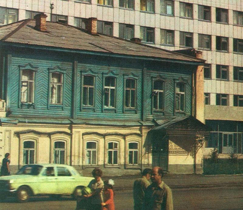 Дом жилой В.М. Каргаполова, ул. Гоголя, 23